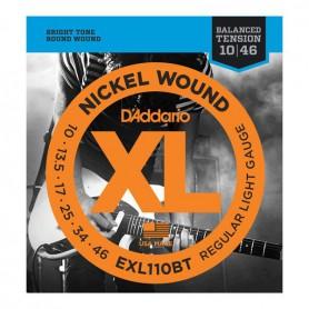 Cuerdas Eléctrica D´Addario EXL110BT 10-46 Balanced Tension