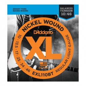 D´Addario EXL110BT 10-46 Electric Balanced Tension
