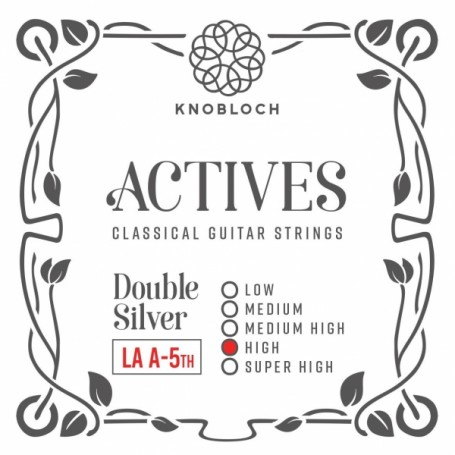 Knobloch Actives CX 5-A High Tension Classical Single String