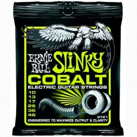 Ernie Ball 2721 Cobalt Regular Slinky 10-46