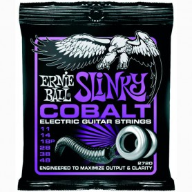 Ernie Ball 2720 Cobalt Power Slinky 11-48