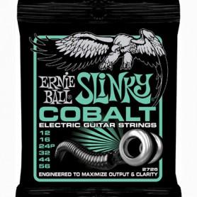 Ernie Ball 2726 Cobalt Not Even Slinky 12-56