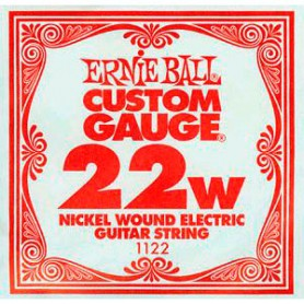 Ernie Ball Nickel Wound Single String 022