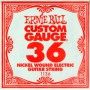 Cuerda Suelta Eléctrica Ernie Ball Entorchada 036