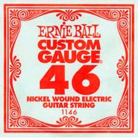 Corda Solta Elèctrica Ernie Ball Nickel entorxada 046