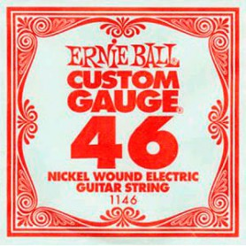 Ernie Ball Nickel Wound Single String 046