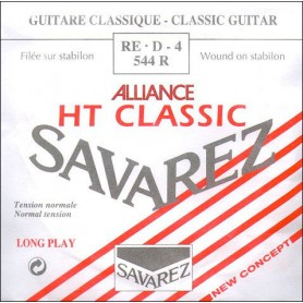 Savarez Alliance 544R 4th Classic Guitar String