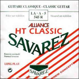 Cuerda Suelta Clásica Savarez Alliance 545R A/5ª