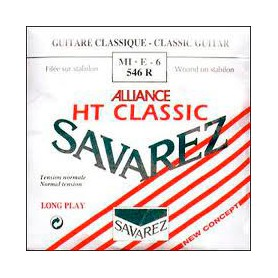 Cuerda Suelta Clásica Savarez Alliance 546R E/6ª