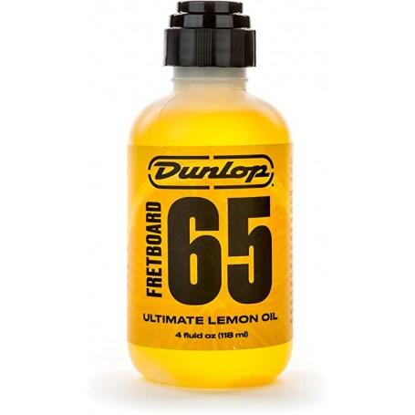 Limpiador Diapasón Dunlop 6554 Lemon Oil
