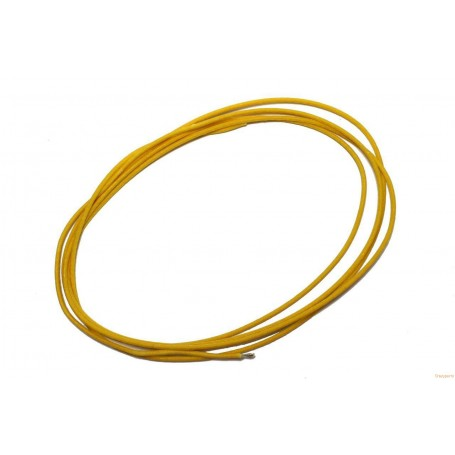 Yellow Vintage Cloth Wire
