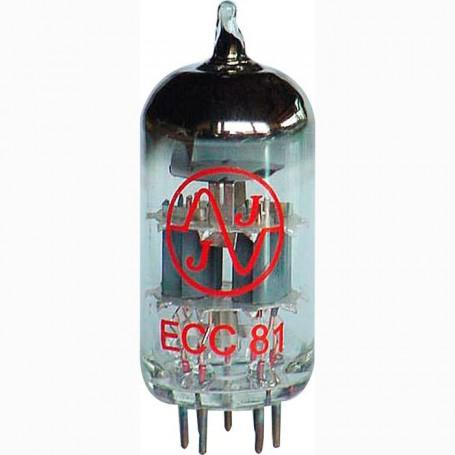 Válvula JJ Electronic ECC81/12AT7 Balanced-12AT7