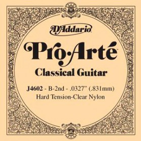 D´Addario ProArte J4602 B Single Classical Guitar String