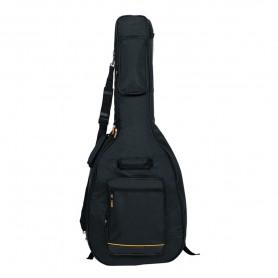 Funda de guitarra clàssica Rockbag RB20508B Deluxe amb encoixinat de 25 mm.
