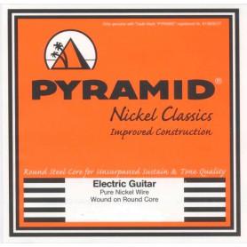 Cordes Elèctrica Pyramid Pure Nickel Classics Round Core 09-42