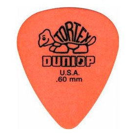 Púes Dunlop Tortex Standard 0.60 mm.