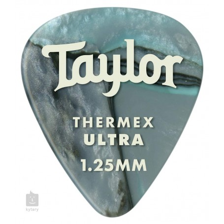 Taylor Premium 351 Thermex Abalone 1.25mm. 6 Pack.