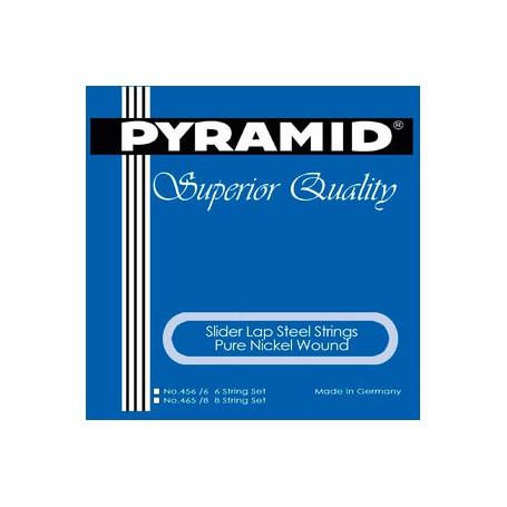 Cuerdas Lap Steel Pyramid Slider Pure Nickel Wound