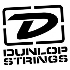 Corda Solta Elèctrica Dunlop Nickel Plated Entorxada 054