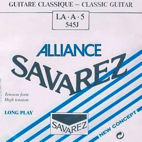 Cuerda Suelta Clásica Savarez Alliance 545J A/5ª
