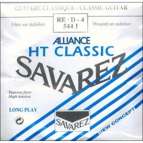 Cuerda Suelta Clásica Savarez Alliance 544J D/4ª Tensión Fuerte