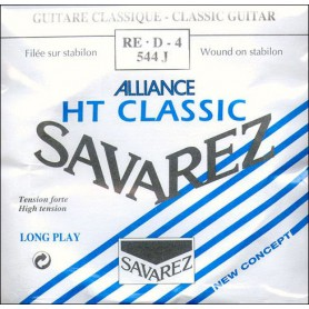 Savarez Alliance 544J 4th Single Classic Guitar String
