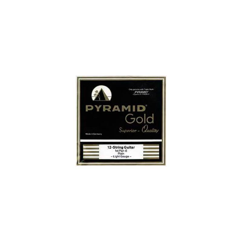 Cuerdas_Electrica_Pyramid_Gold_Flatwound_12_String_310-12_10-465
