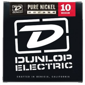 Dunlop Pure Nickel Electric Strings 10-46