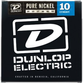Dunlop Pure Nickel Electric Strings 10-52