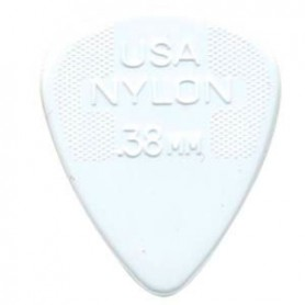 Dunlop Tortex Standard 0.38 mm. Picks