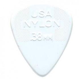 Púas Dunlop Nylon Standard 0.38 mm.