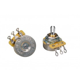 CTS Potentiometer 250k Lineal Short Bushing