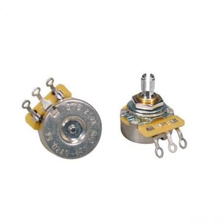 Potenciómetro CTS 250k Audio Short Bushing