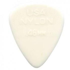 Púas Dunlop Nylon Standard 0.46 mm.