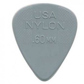 Dunlop Nylon Standard 0.60 mm. Picks