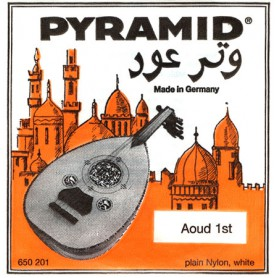 Pyramid 650 /11 Arabic Aoud 11 Strings Set