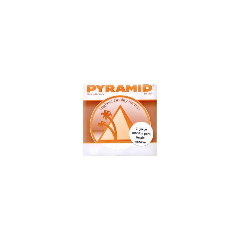 Cuerdas_Timple_Canario_Pyramid
