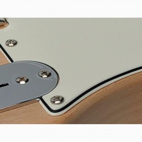 Tele Style 3 Ply White Pickguard