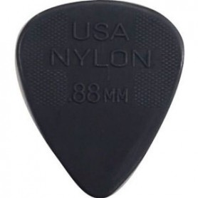 Púas Dunlop Nylon Standard 0.88 mm.
