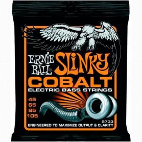 Cordes Baix Ernie Ball 2733 Cobalt Slinky 45-105