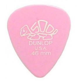 Púas Dunlop Delrin 0.46 mm.