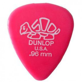 Dunlop Delrin 0.96 mm. Picks