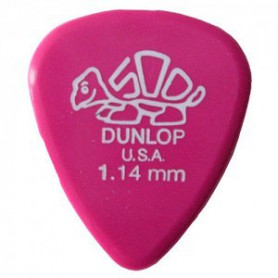 Dunlop Delrin 1.14 mm. Picks