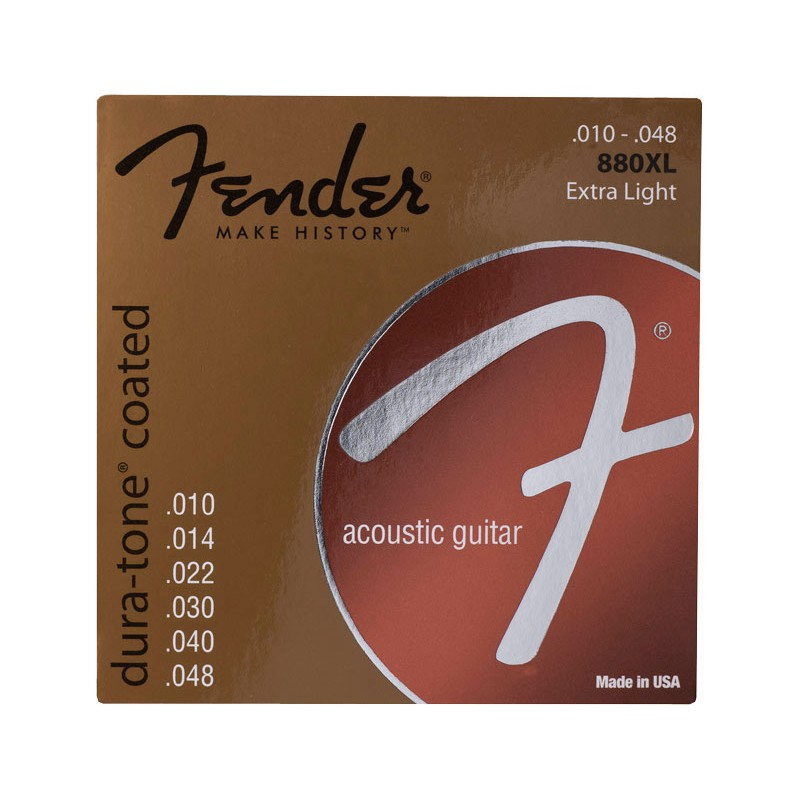 Cuerdas_de_Acystica_Fender_Dura-Tone_Coated_880XL_10-48__Extra_Light