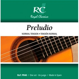 Royal Classics Preludio Classic Guitar Strings