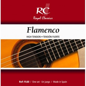 Royal Classics Flamenco Classic Guitar Strings