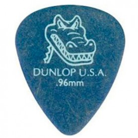 Púes Dunlop Gator Grip 0.96mm.