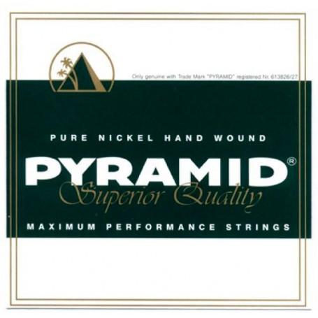 Cuerdas Eléctrica Pyramid Pure Nickel D502 Maximum Performance 10-46