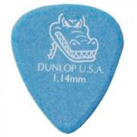 Dunlop Gator Grip 1.14mm. Picks