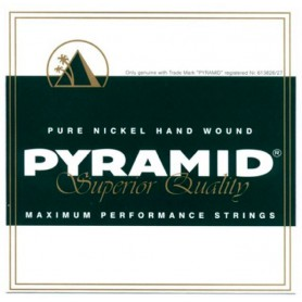 Cordes Elèctrica Pyramid Pure Nickel D504 Maximum Performance 11-48